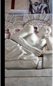 Arturo Martini, statua di Tito Livio, 1942