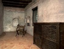lo studiolo della Casa del Petrarca