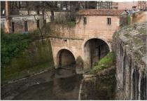 bridge Gradelle di San Massimo