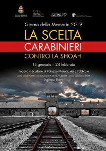 LA SCELTA. Carabinieri contro la Shoah-Giorno della Memoria 2019