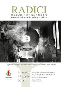 RADICI. The earth-The sea-The fire