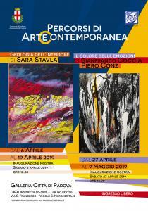 Percorsi di Arte Contemporanea. Mostre ed Eventi primavera-estate 2019