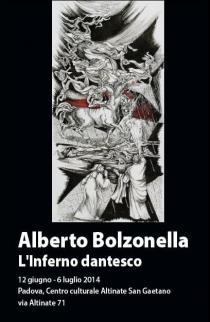 Alberto Bolzonella-L'inferno dantesco 2014