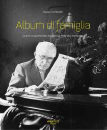 Copertina libro Album di famiglia di Duccio Trombadori