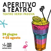 Aperitivo a Teatro. Estate Carrarese 2019