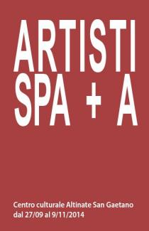 """Mostra collettiva """"ARTISTI SPA + A"""""""