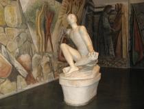 Notturni d'arte 2014-Arturo Martini-Palinuro al Bo