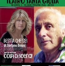 Angela Finocchiaro e Stefano Benni, Bestia che sei!