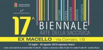 Biennale d'arte della Saccisica. XVII Edizione 2018