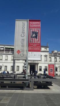 ROBERTO FLOREANI  Ricordare Boccioni. Incontri con l'artista