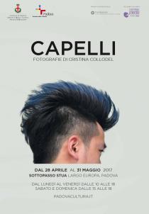 CAPELLI. Fotografie di Cristina Collodel