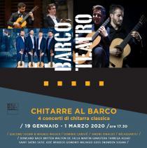 Chitarre al Barco. 4 concerti di chitarra classica