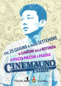 CINEMAUNO Estate 2019. Rassegna cinematografica