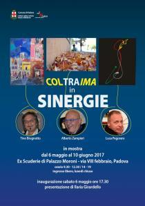 COLTRAIMA in Sinergie. Tino Brugnotto-Alberto Zampieri-Luca Pegoraro