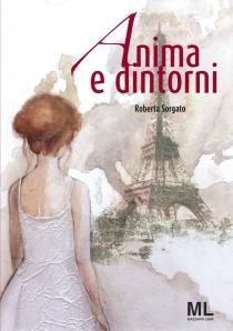 Copertina libro Anima e dintorni  di Roberta Sorgato