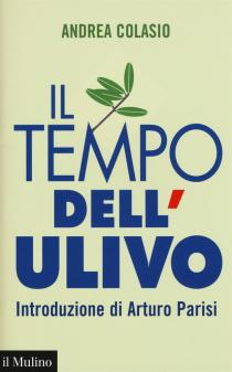Copertina libro Il tempo dell ulivo di Andrea Colasio