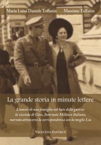 Copertina libro La grande storia in minute lettere
