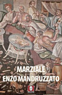 Copertina libro Marziale di Enzo Mandruzzato