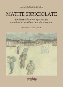 Copertina libro Matite sbriciolate di Antonella Bartolo