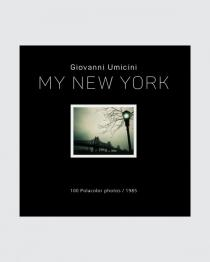 Copertina libro My New York di Giovanni Umicini