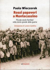 Copertina libro Rossi papaveri a Montecatino di Paolo Wieczorek