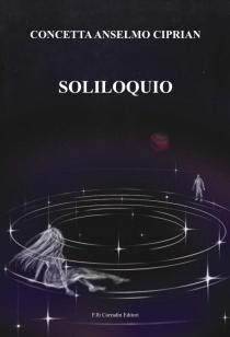 Copertina libro Soliloquio di Concetta Anselmo Ciprian