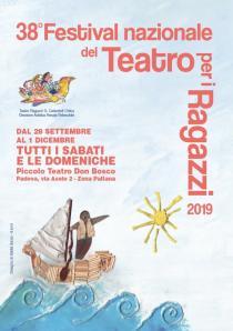 38° Festival Nazionale Teatro Ragazzi Calendoli