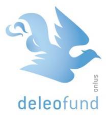 Logo De Leo Fund Onlus