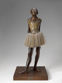Degas, La picccola ballerina