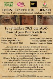 Donne d'arte e di ... denari. Tre storie di intraprendenza femminile nella Padova del '300