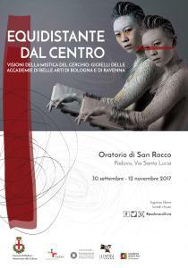 Equidistante dal centro. Visioni della mistica del centro: gioielli delle Accademie di Belle Arti di Bologna e di Ravenna