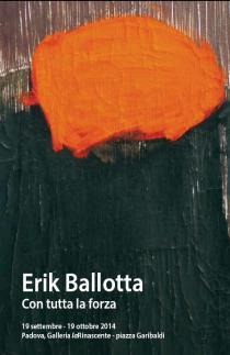 Erik Ballotta. Con tutta la forza