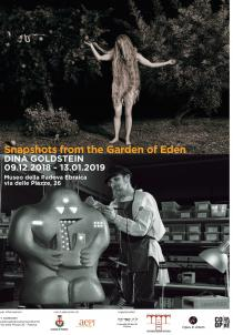 Museo della Padova Ebraica. Snapshots from the Garden of Eden di Dina Goldstein