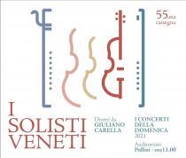I Concerti della domenica 2021. A cura de I Solisti Veneti
