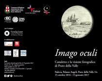 IMAGO OCULI. Canaletto e la visione fotografia di Prato della Valle