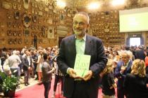 Premio Letterario Galileo 2018-Il vincitore Stefano Mancuso