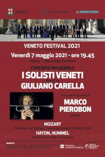 Veneto Festival 2021-Concerto inaugurale