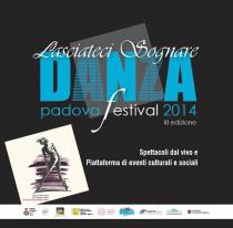 Lasciateci sognare...Festival di danza 2014-logo