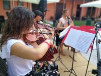 Les Fleurs Ensemble con Arlene Miatto Albeldas