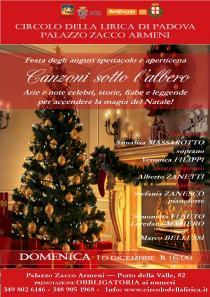 Eventi del Circolo della Lirica di Padova-Stagione 2017