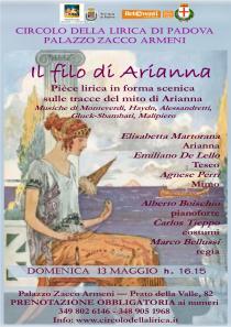 Eventi del Circolo della Lirica di Padova-Stagione 2018