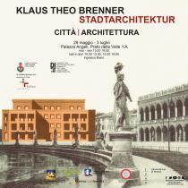KLAUS THEO BRENNER. Stadtarchitektur. Città Architettura