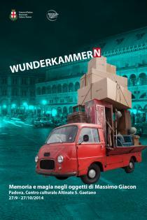 "Mostra ""WUNDERKAMMER/N-Massimo Giacon"""