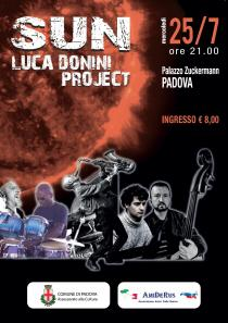 Luca Donini & Pipe Jazz Project. Estate Carrarese 2018