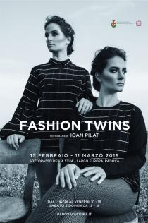 FASHION TWINS. Fotografie di Ioan Pilat
