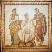 Frammenti di poesia amorosa dell'età augustea