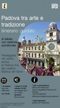 Padova tra arte e tradizione. Itinerario guidato