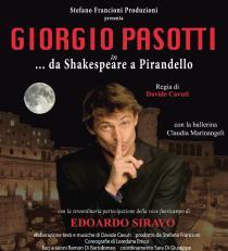 Giorgio Pasotti. Da Shakespeare a Pirandello