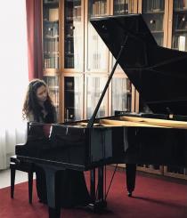 """Album di Beethoven """"Dix Morceaux brillants pour le Piano""""-Concerto in streaming per il compleanno di Beethoven"""