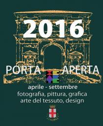 Progetto Porta Aperta 2016. Primavera-Estate 2016